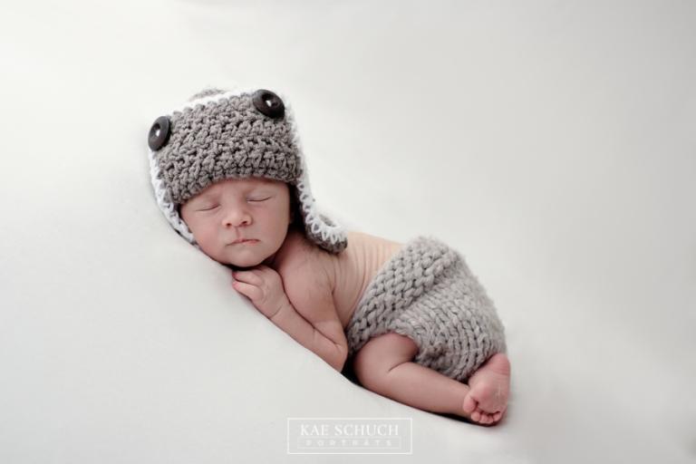 Babyfotografin Neugeborene